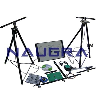 Antenna Trainer 1 Trainer for Vocational Training and Didactic Labs