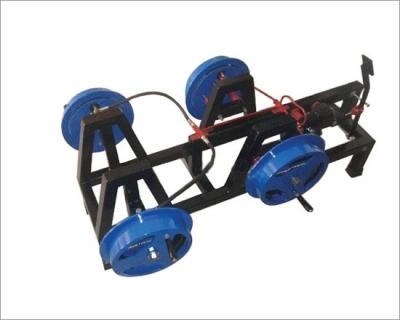 Vacuum Assisted Hydraulic Drum Brake
