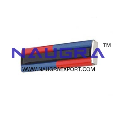 Magnet Alnico Cylindrical For Physics Lab