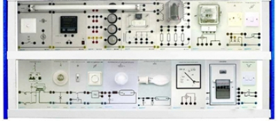 Naugra Domestic Electrical Installation System Trainer