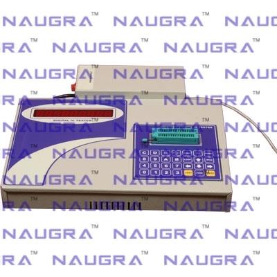 Digital IC Tester TR-05 for IC Tester & Digital Teaching Labs