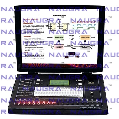 Digital Workstation for Electronics Teaching Labs