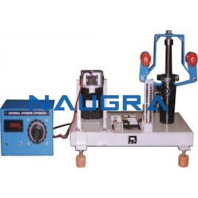 Dynamics Of Machine Lab Equipments for Teaching Equipments Lab