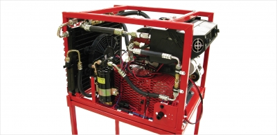 Auto Air Conditioning Trainerfor engineering schools