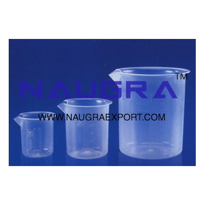 BEAKERS (EURO DESIGN) for Science Lab