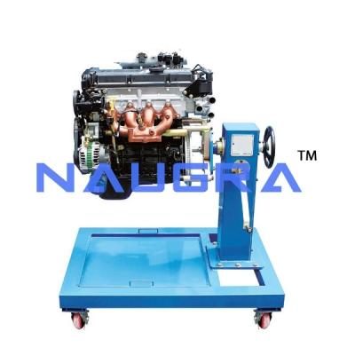 Petrol 4 Stroke Engine Disassembling Trainer