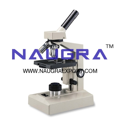 Inclined Monocular Microscope for Science Lab