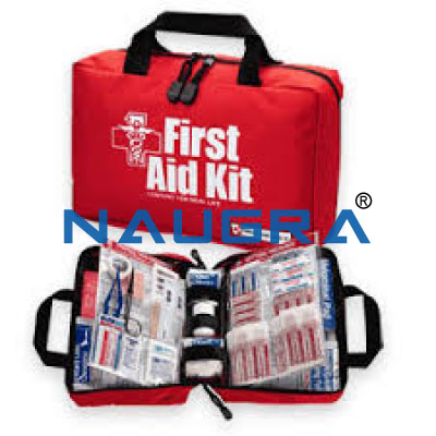 FIRST AID KIT for Chemistry Lab