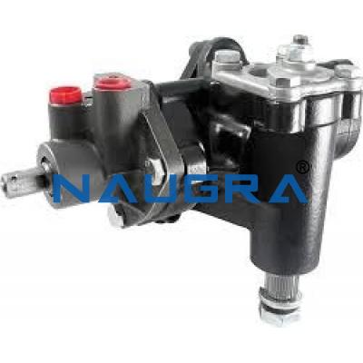 Power steering box (cut model )