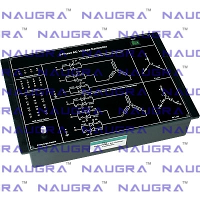 Three Phase AC Voltage Controller for Electrical Engineering Teaching Labs