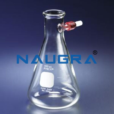 Filtering Flask for Science Lab