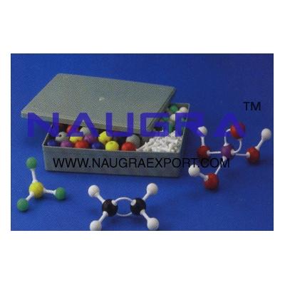 ATOMIC MODEL SET (EURO DESIGN) for Science Lab