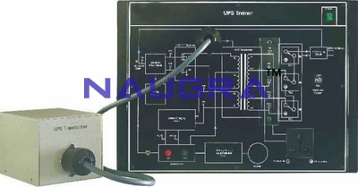 UPS Trainer & UPS Training Kit for Vocational Training and Didactic Labs