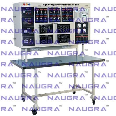 High Voltage Power Electronics Lab Trainer for Power Electronics Teaching Labs
