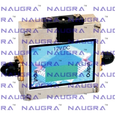 RF Amplifier for Communication Teaching Labs
