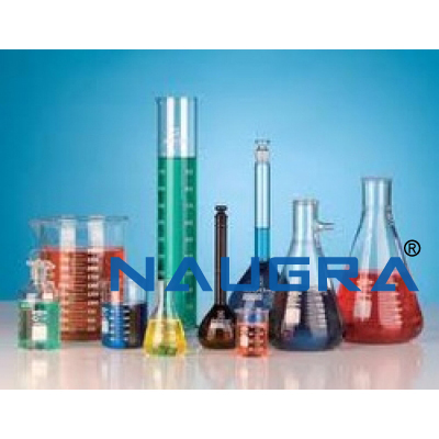 Glass Labware for Science Lab