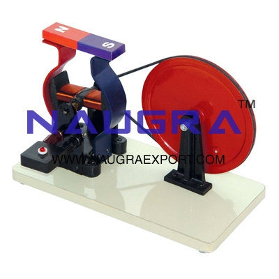 Demonstration Dynamo for Physics Lab