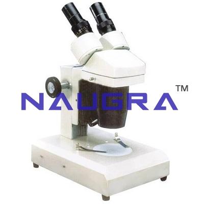 Stereo Binocular Microscope for Teaching Equipments Lab