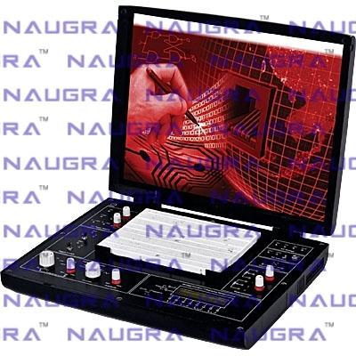 Advanced Analog Circuits Development Platform Trainer for Electronics Teaching Labs
