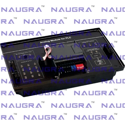 PLC Trainer - Analog Module for Instrumentation Electric Labs
