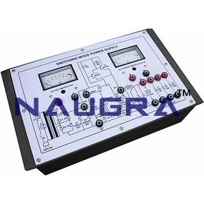 Low Intensity AC-DC Variable Power Supply 1 Trainer for Vocational Training and Didactic Labs