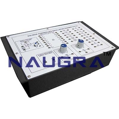 Voltage Controlled Oscillator Trainer Trainer for Vocational Training and Didactic Labs