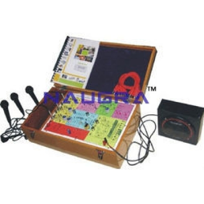 Vlsi Trainer Kit for Electronics labs for Teaching Equipments Lab
