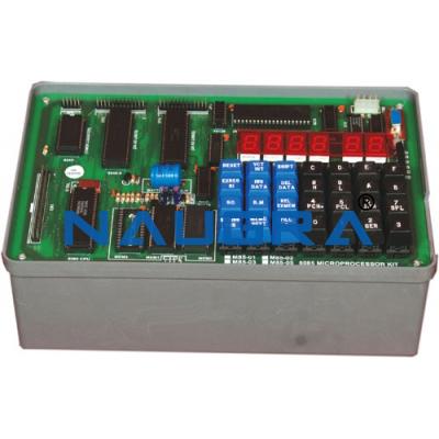 ADV-Microprocessor Trainer for Microprocessor Teaching Labs