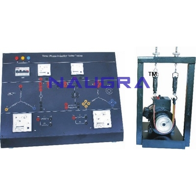 Three Phase Synchronous Generator Lab Trainer for Electrical Engineering Teaching Labs