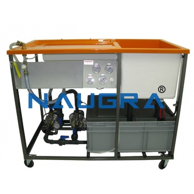 Hydraulic Bench for engineering schools