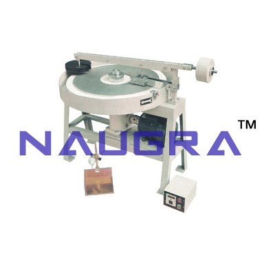 Tile Abrasion Testing Machine For Testing Lab for Aggregate Testing Lab