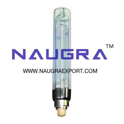 Sodium Vapour Lamp for Physics Lab