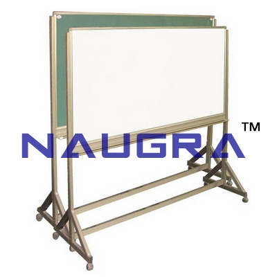 Moveable Mobile Blackboard for Whiteboard Lab