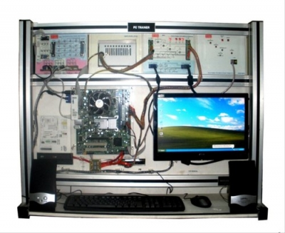 LCD Monitor Trainer