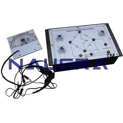 DeSauty Bridge 1 Trainer for Vocational Training and Didactic Labs