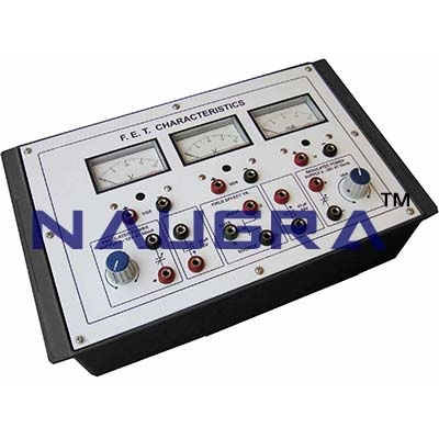 Fusing Characteristics Trainer for Vocational Training and Didactic Labs