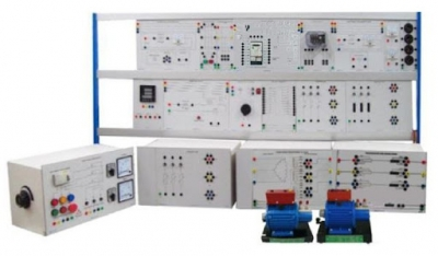 Power Transmission And Distribution  Experiment System