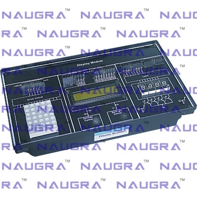 Display Module for Embedded System Trainers Teaching Labs