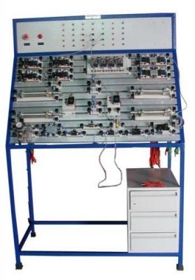 Advanced Electro-Pneumatic Training Set