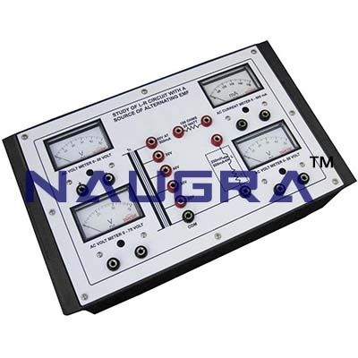 LR Circuits Trainer for Vocational Training and Didactic Labs