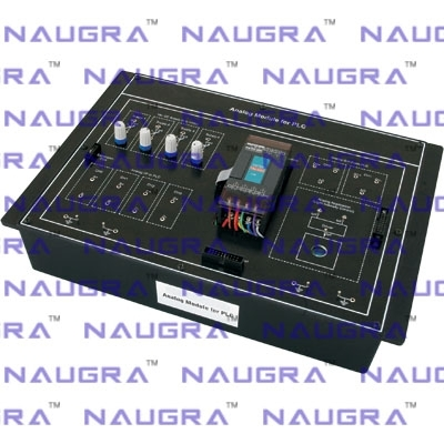 PLC Trainer Module for Instrumentation Electric Labs