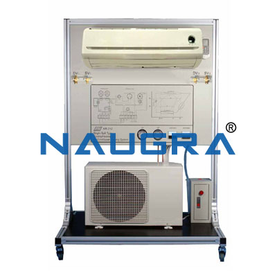 Air Conditioning Training Equipments for School Science Lab