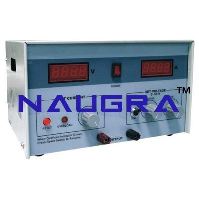 Regulated power supply 5v dc