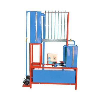 Bernoullis apparatus for engineering schools