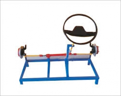 Worm and Roller Gearbox (Sectioned Units) Trainerfor engineering schools
