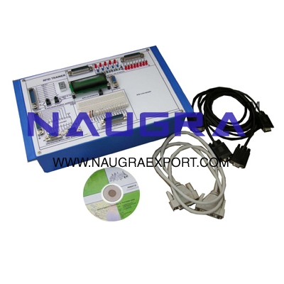 Rfid Trainer for Vocational Training and Didactic Labs