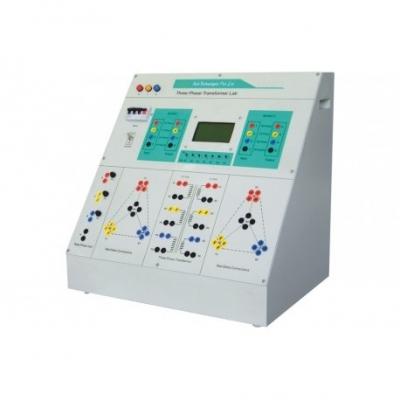 Experiment Panel DC Machines