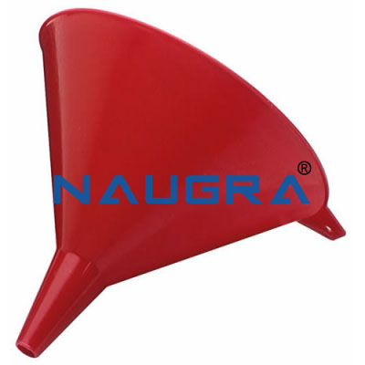 Plastic Funnel for Science Lab