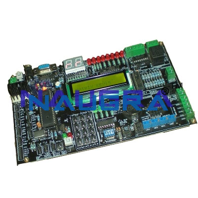 Microprocessor Development Board - 69 for engineering schools