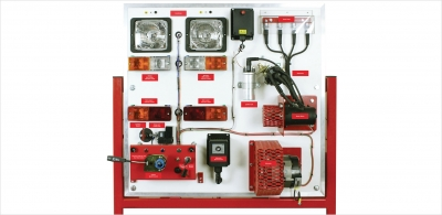 Basic Auto Electrical Trainerfor engineering schools